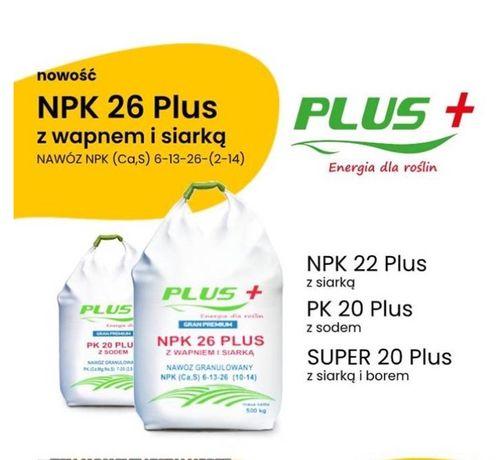 Nawóz wieloskladnikowy NPK 6-13-26 Luvena Luboń