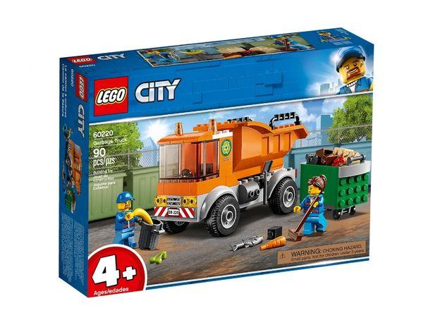 Lego City 60220 (Dowóz gratis)
