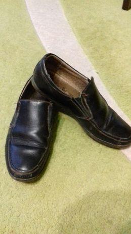 Туфли кожаные на мальчика