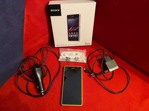 Sony Z1 Żółty 16GB