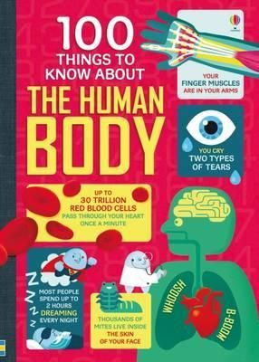 Usborne: 100 Things to Know About the Human Body