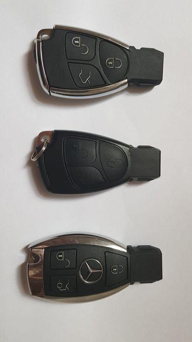 Kodowanie kluczyków Mercedes