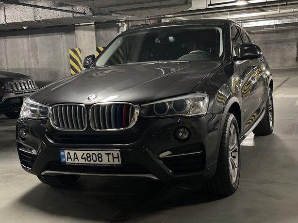 BMW X4 F26 XDrive2.0d Official