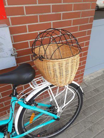 Kosz dla psa na rower