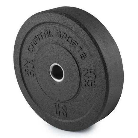 Capital Sports Renit Hi Temp obciążenie olimpijskie bumper 25kg