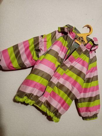 Детская термокуртка Jonathan, на 3-4 года