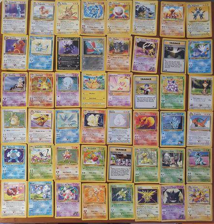Vendo Cartas Pokemon Raras e outras (Base Set, Jungle, Fossil, etc)