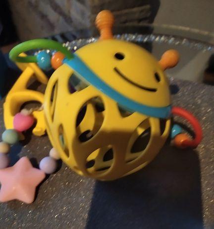 Sowa telefon i pszczółka Skip hop
