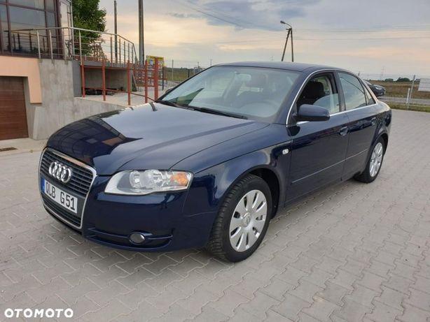Audi A4 1,6benzyna MPI