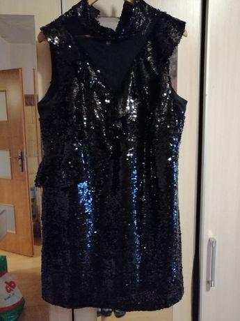 Nowa sukienka sylwester rozmiar 46