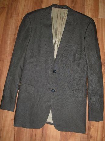 новый льняной блейзер Hugo Boss - Bertolucci zegna etro пиджак