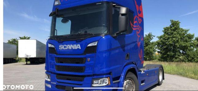 Scania R450  Scania R450 2017 rok