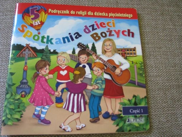 Podręcznik do religii dla 5-latka