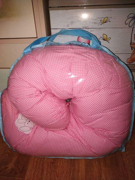 Подушка для беременных,подушка для кормления.