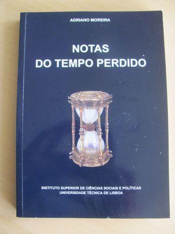 Notas do Tempo Perdido de Adriano Moreira