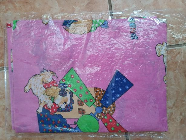 Комплект постільної дитячої білизни