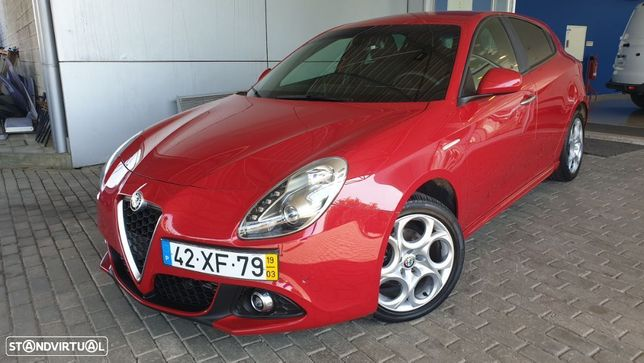 Alfa Romeo Giulietta 1.6 JTDm Sport