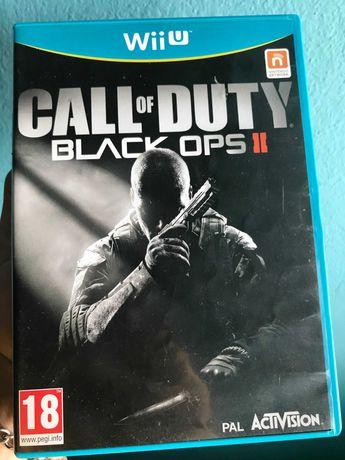 Jogo Call of Duty Black Ops 2 como novo | Wii U