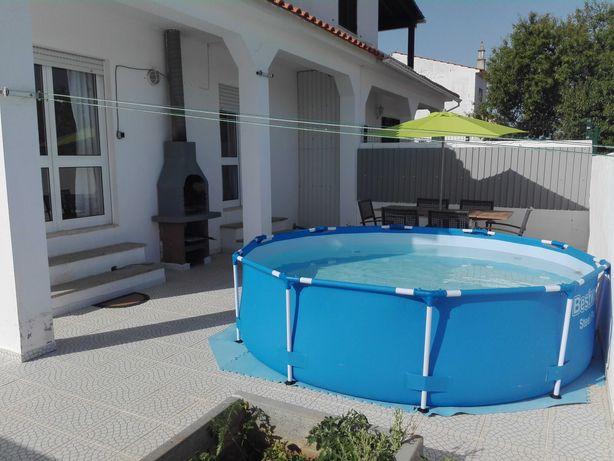 T3 Moradia Férias em Lagos, piscina e barbecue  Agosto e Setembro