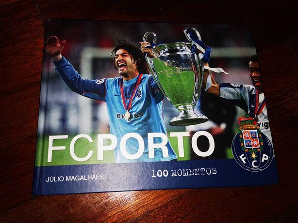 Livro 100 Momentos FC Porto