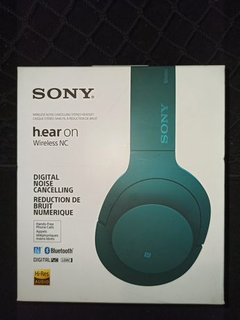 Sony MDR-100ABN Verdes