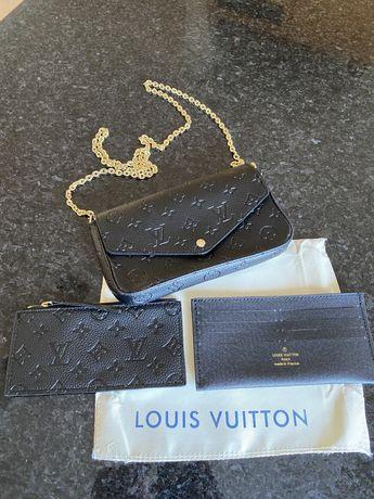 Carteira Louis Vuitton Multi Pochete - Carteira+Bolsa+Porta cartões