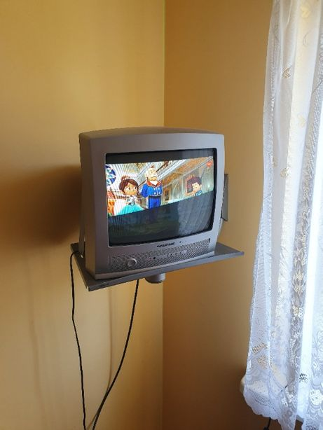 Telewizor TV z dekoderem DVB-T