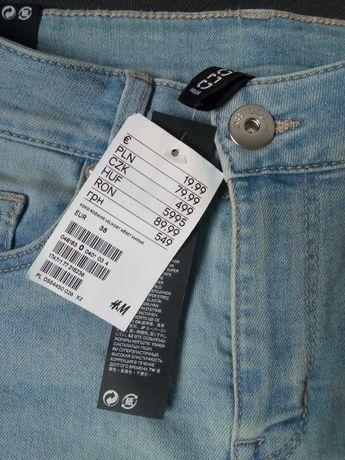 Nowe spodnie H&M r38