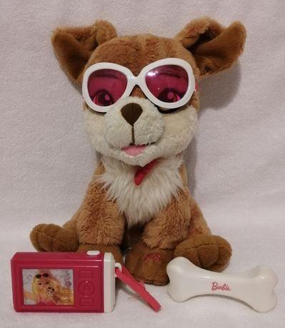 Pies Barbie interaktywny Lacey
