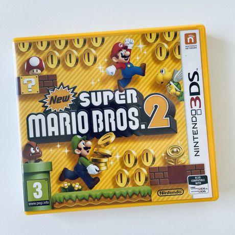 Gra na Nintendo 3DS 2DS New Super Mario Bros. 2