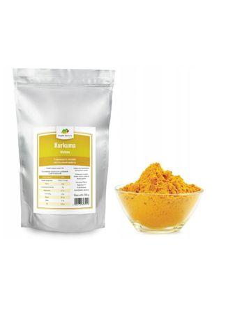 KURKUMA mielona 1kg Czysta Świeża bez dodatków odchudzanie odporność