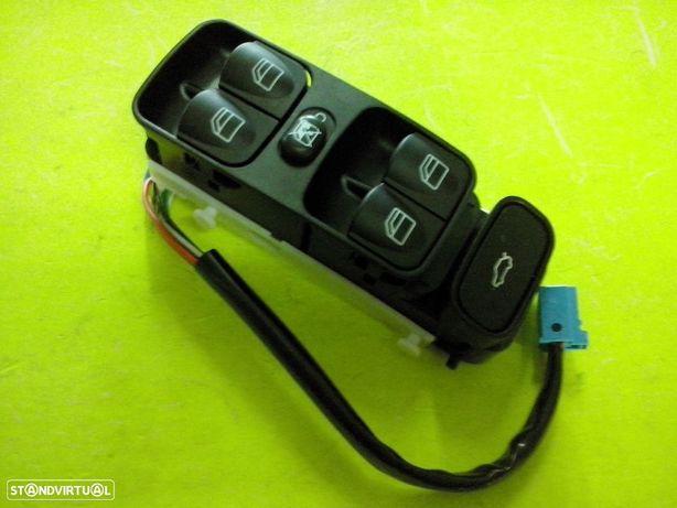 Interruptor de comando dos vidros Mercedes C W203 NOVO