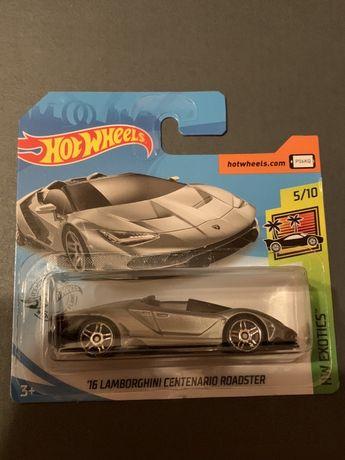 Hot Wheels Lamborghini Centenario Roadster