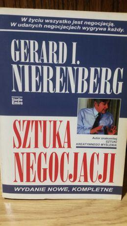 Sztuka negocjacji jako metoda osiągania celu Gerard I. Nierenberg