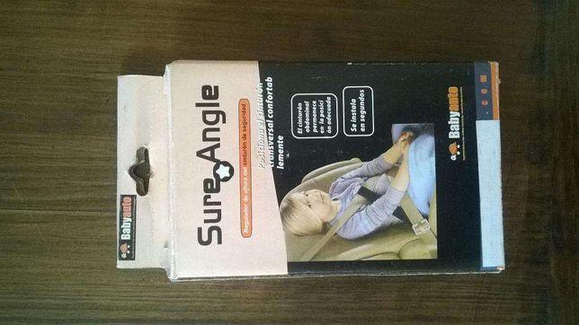 Vendo fita SureAngle para proteção e apoio do cinto de segurança