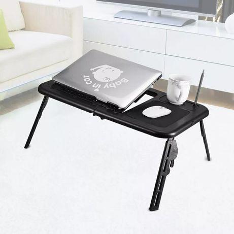 Mesa dobravel para computador portatil / pc (nova)