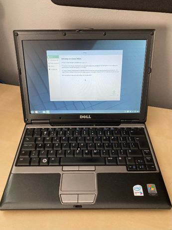 Laptop Dell D430 /12.1'/2x1,2 GHz/1,5 GB/74 GB+zasilacz+mysz