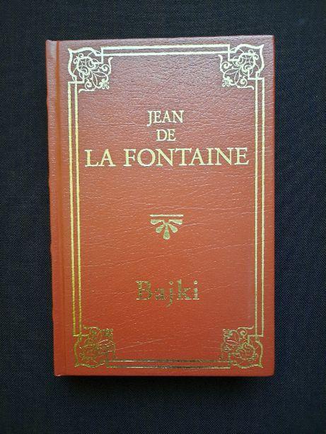 Bajki dla dzieci JEAN DE LA FONTAINE
