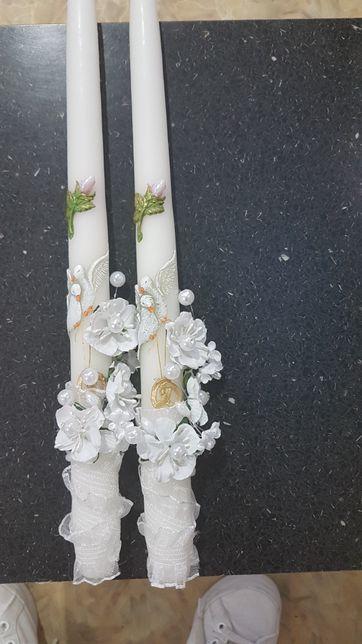 Свічки для шлюбу. Причастя. Хрестин.