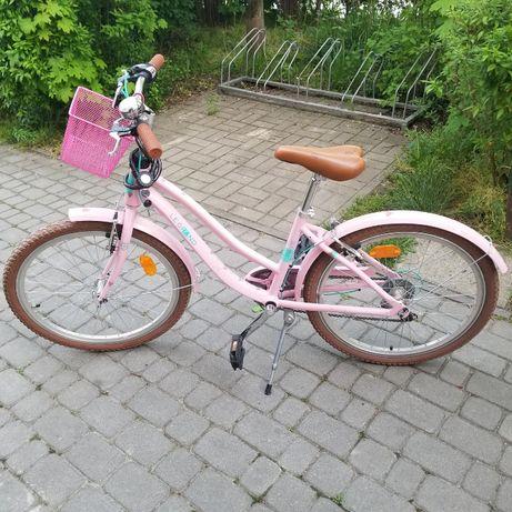 Sprzedam rower dziewczęcy