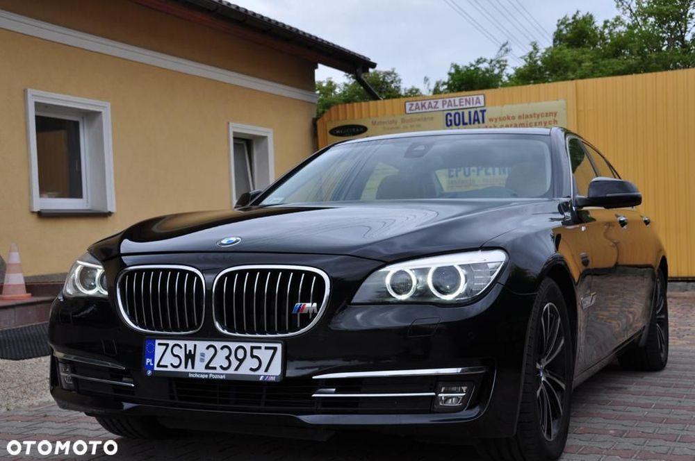 BMW Seria 7 BMW 740d 313 KM Zarejestrowany w pl Wolin - image 1