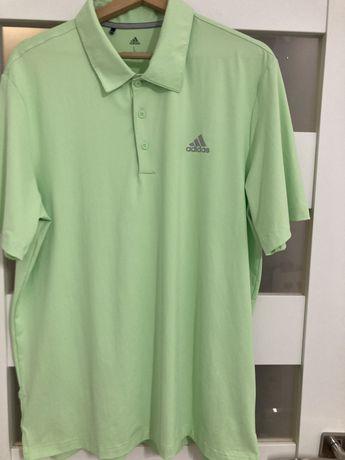Koszulka golf Adidas L Ultimate 365
