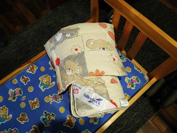 Детская кровать 140*60 с комплектом