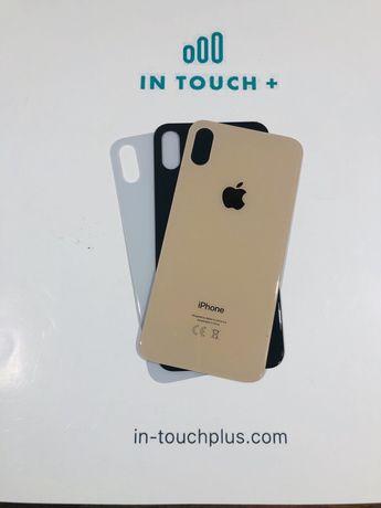 Замена задней крышки стекла iPhone X/XS/XS MAX/XR/8/8plus