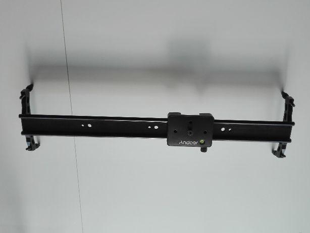 Suwnica slider do aparatu lustrzanka kamery