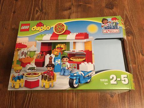 Klocki Lego Duplo pizzeria 10834