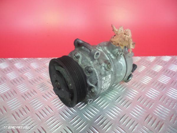 Compressor Do Ar Condicionado Volkswagen Transporter / Caravelle Vi Au