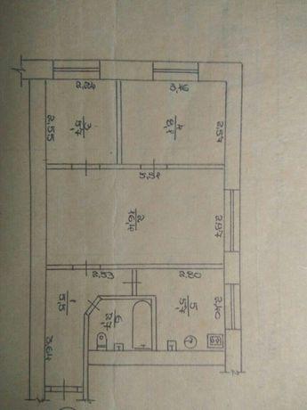 Продаж квартири в с. Білозір'я