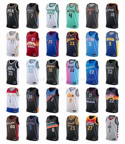 NOVO- Camisolas NBA