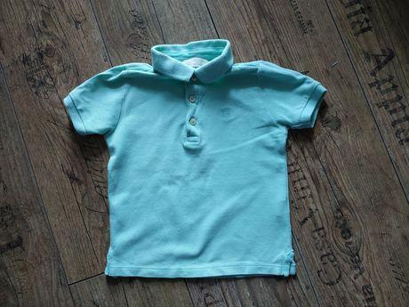 Koszulka polo - Zara Baby . Rozmiar 92. Stan bardzo dobry